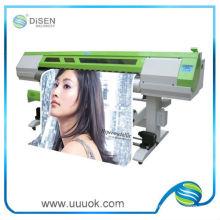 High-Speed 1,9 M Eco solvent Drucker