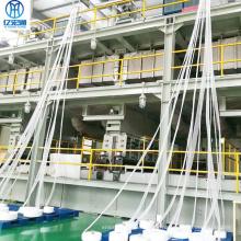 Máquina para fabricar telas no tejidas Spunbond para bolsa de compras