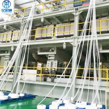 SMMS спанбонд оборудование для производства композитных нетканых материалов, полученных методом выдувания из расплава