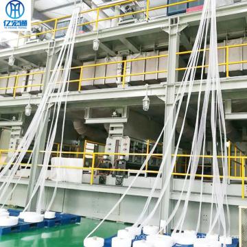 Машина для производства композитных нетканых материалов SMMS Meltblown