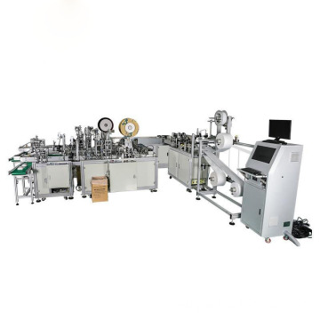Antivirale Gesichtsmaske Earloop Machine Supplier