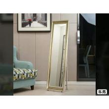 Пластиковый материал, обрамленный напольным зеркалом 35x137cm 45x150cm