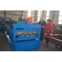 JCX hot sale automatic deck forming machine made in china