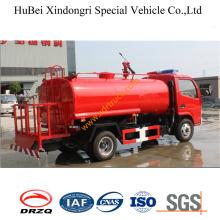 4ton camión de bomberos Dongfeng Euro3