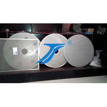 Malha de arame de aço inoxidável de malha de filtro 201/304