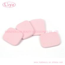 Розовый квадрат полиуретановая Губка для глубокого чистого