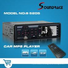 3-дюймовый TFT автомобильный MP5-плеер с USB / SD / радио S5205