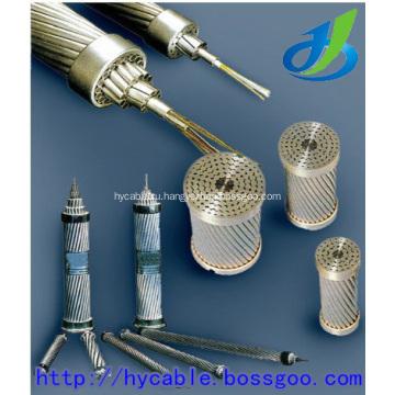 Надземный кабель крепления с AAC Оголяют проводника
