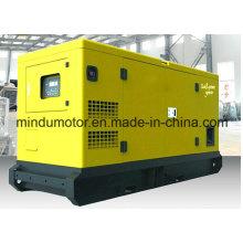 Água diesel do gerador de 6cylinder 90kVA Lovol de refrigeração