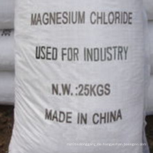 46% Flocken Magnesiumchlorid für Industrie