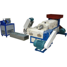 small recycling waste plastic machines