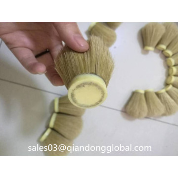 Handmade Boar Hair Knots