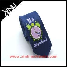 Corbatas personalizadas con estampado de alta calidad para hombre