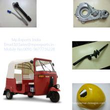 Tuk tuk Tvs king Autorickshaw Spares Exporters