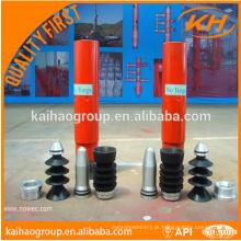 244.5mm colar de estágio mecânico para cimentação