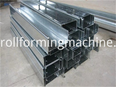 C Shape Roll Forming Machine