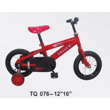 Nueva llegada de bicicleta para niños 12 pulgadas
