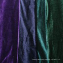 Korea Velvet Spandex Plain Dyed KS PD Fabric