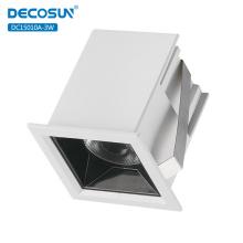Eingebettetes Aluminium 3w LED COB Linearlicht