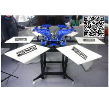 Kit de máquina para las camisetas de serigrafía venta caliente