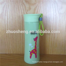 500ML purple high quality low price bachelor's stainless steel vacuum flask