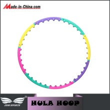 Hula Hotsell Massageable détachable Hula Hoop