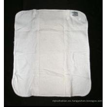 """The Tri-Fold Terry Toalla"" Bum Pad-Bum Bebé Pañal Productos"
