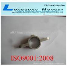 Produit de coulée de précision en laiton, pièces de fonte en laiton de précision
