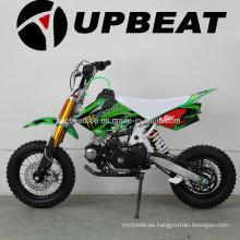 Upbeat 50cc Niños Dirt Bike Mini Pit Bike con Semi-Automático