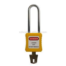 Las mejores ventas aprueban la cerradura del acero inoxidable 304 de la certificación del CE el grillete largo