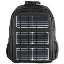 Nouvelle mode 2016 TY006 45L imperméable à l'eau nylon 8W Chargeur de panneaux solaires sac à dos hommes sports de plein air femmes sacs de randonnée