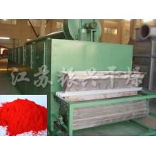 Séchoir à séchage à courroies pour pigments organiques