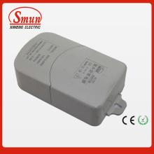 12V3a Blanca impermeable adaptador de corriente DC IP67