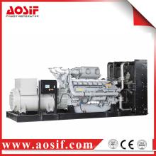 1800KW / 2250KVA 50hz generador con perkins motor 4016-61TRG3 hecho en Reino Unido