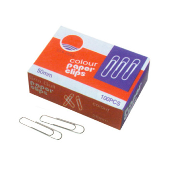 50mm Nickle Paper Clip