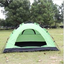 2 Person Double Layers Fiberglass Pole Camping Tent