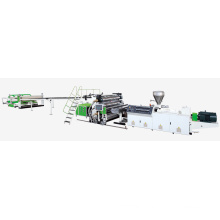 PVC Free foaming Extrusion Line