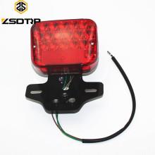 Motocicleta nova do produto conduziu luzes de advertência para luzes conduzidas