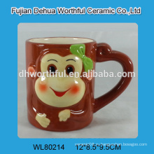 Чашка высокого качества керамическая чашка животного чая