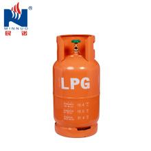 Gas-Stahlzylinder 15KG LPG, Gas-Flasche