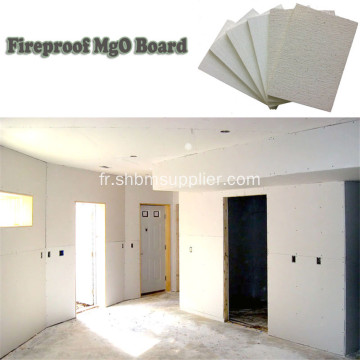 Isolation acoustique et thermique No-asbestos 12mm MgO Board