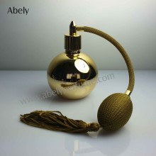 100ml Golden Luxury Sexy Vintage Perfume Bottle