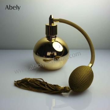 100 мл Golden Luxury Sexy Vintage флакон для духов
