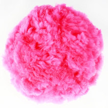 Jumbo Craft Pompom ball Pink