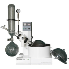 5L large capacity Rotary Evaporator with vacuum pump and chiller