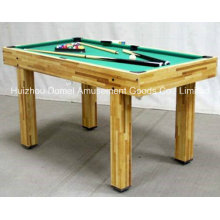 Деревянный бильярдный стол (DBT5B13)