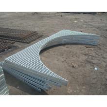 Customized Irregular Shape Special Application Steel Grating
