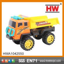 Новый дизайн 38CM свободного колеса пластиковых автомобилей грузовик игрушки ведро грузовик