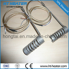 Calentadores de bobina de canal caliente sellados