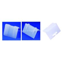 Eckschutz für Paletten aus Kunststoff